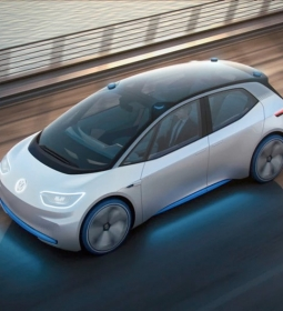 VW ID: The first fully networked e-car